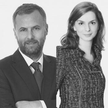 Annie Maudouit-Ridde et Jérôme Herbet
